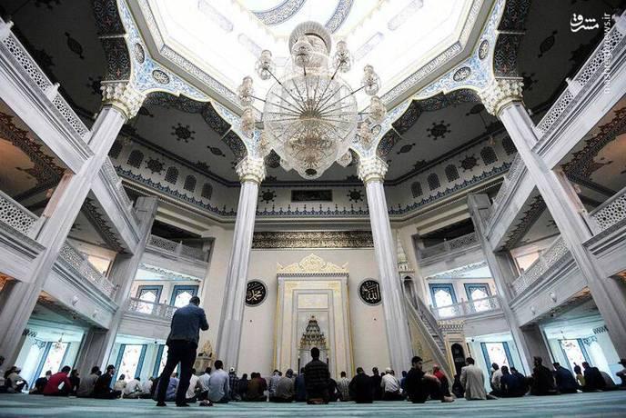 حالوهوای ماه رمضان در مسکو