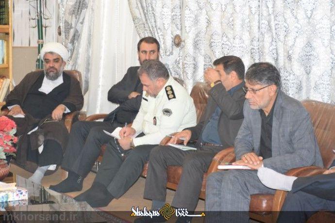 تصویری دیگر که ساعاتی پیش از قتل امام جمعه گرفته شده است.