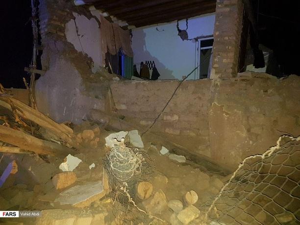 وقوع زلزله 6 ریشتری در شمال غرب ایران