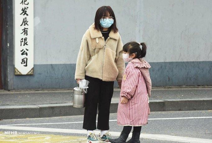 تصاویر: شیوع ویروس کرونا در چین