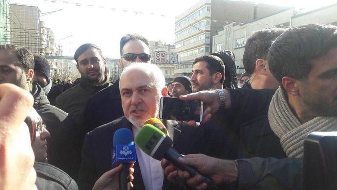 محمد جواد ظریف، وزیر امود خارجه
