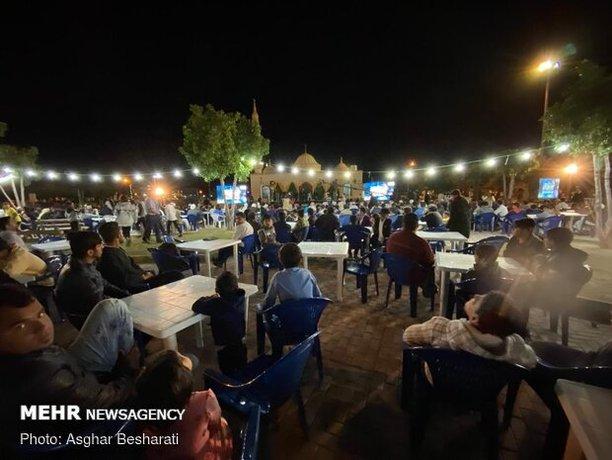 جشن ازدواج ۲۲ زوج جوان در قشم